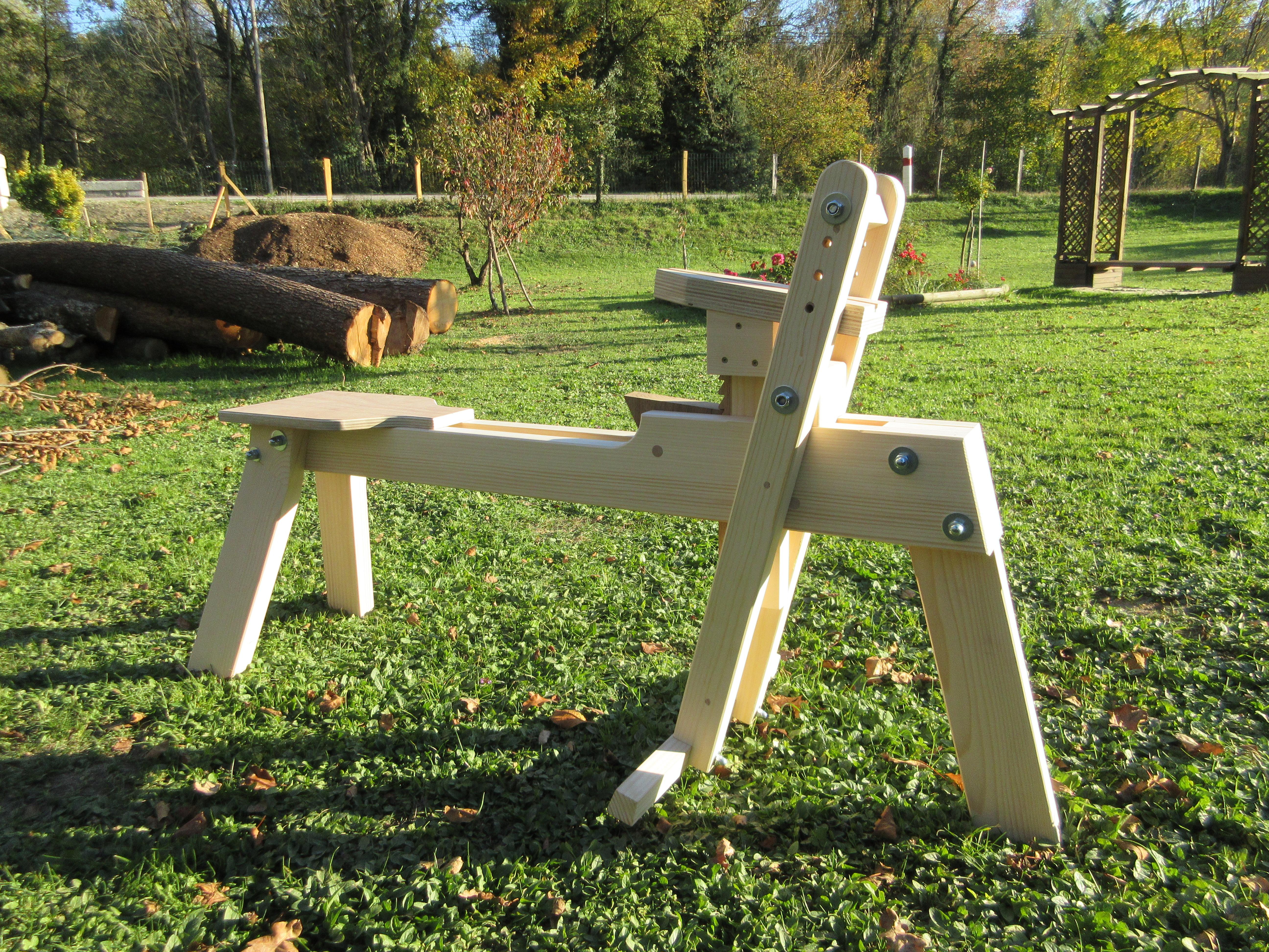 construire un banc faire un banc en palette de bois et le. Black Bedroom Furniture Sets. Home Design Ideas